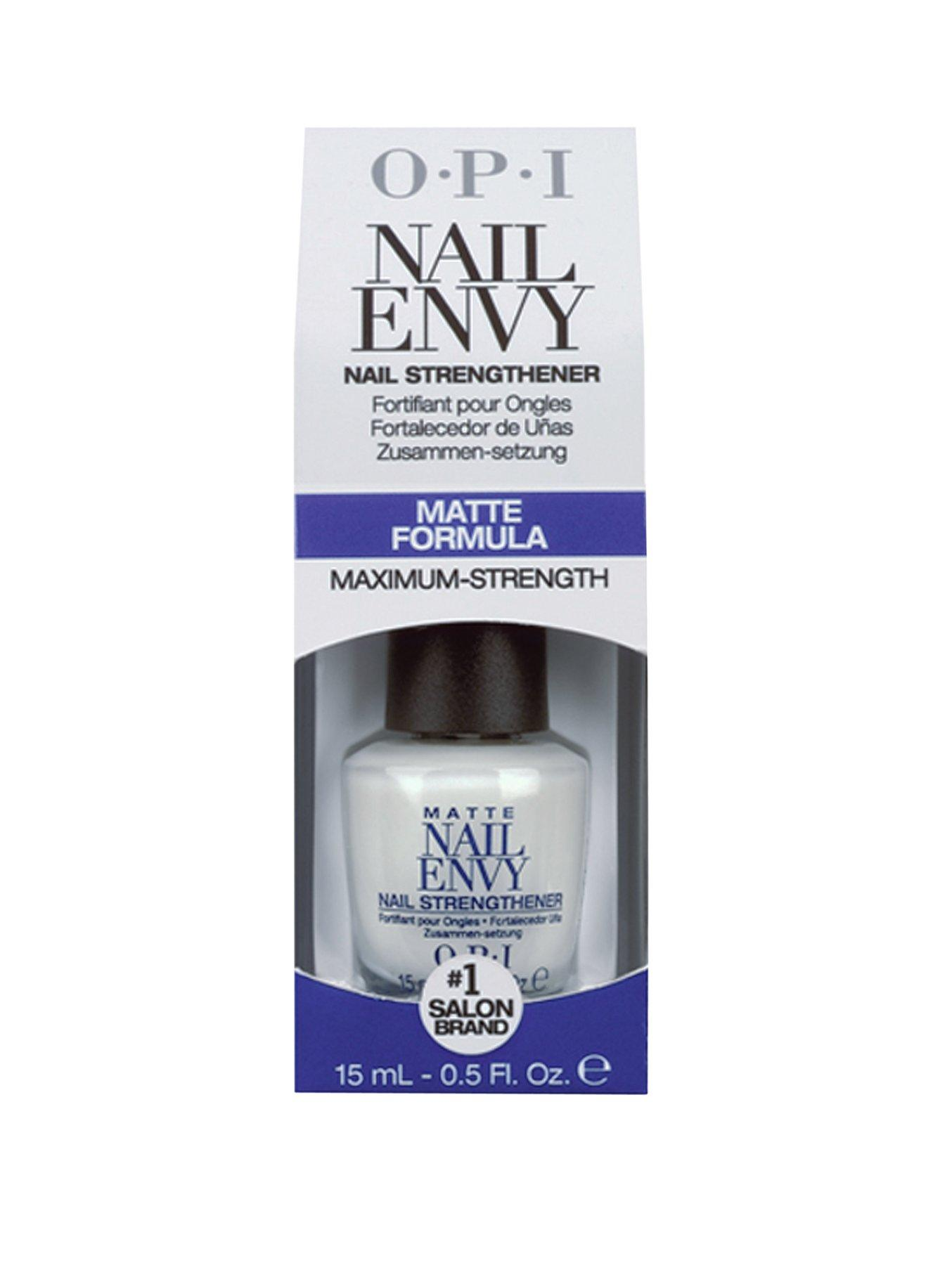 OPI Nail Polish - Matte Nail Envy