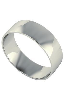 love-gold-9-carat-white-gold-court-wedding-band-6mm
