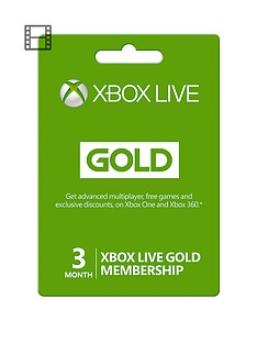 xbox-live-3-months-gold-membership