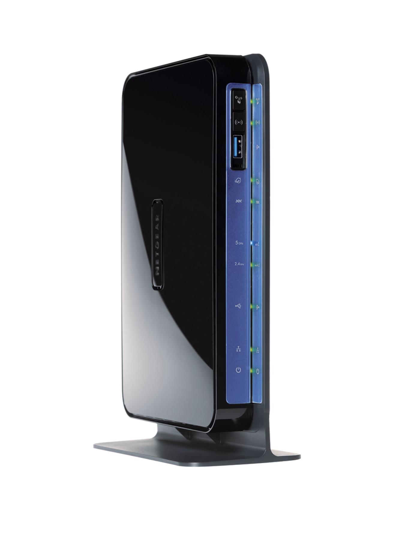 Netgear NETDGND3700 Wireless N 600 ADSL2+ Dual Band Gigabit Router + 4 x 10/100/1G