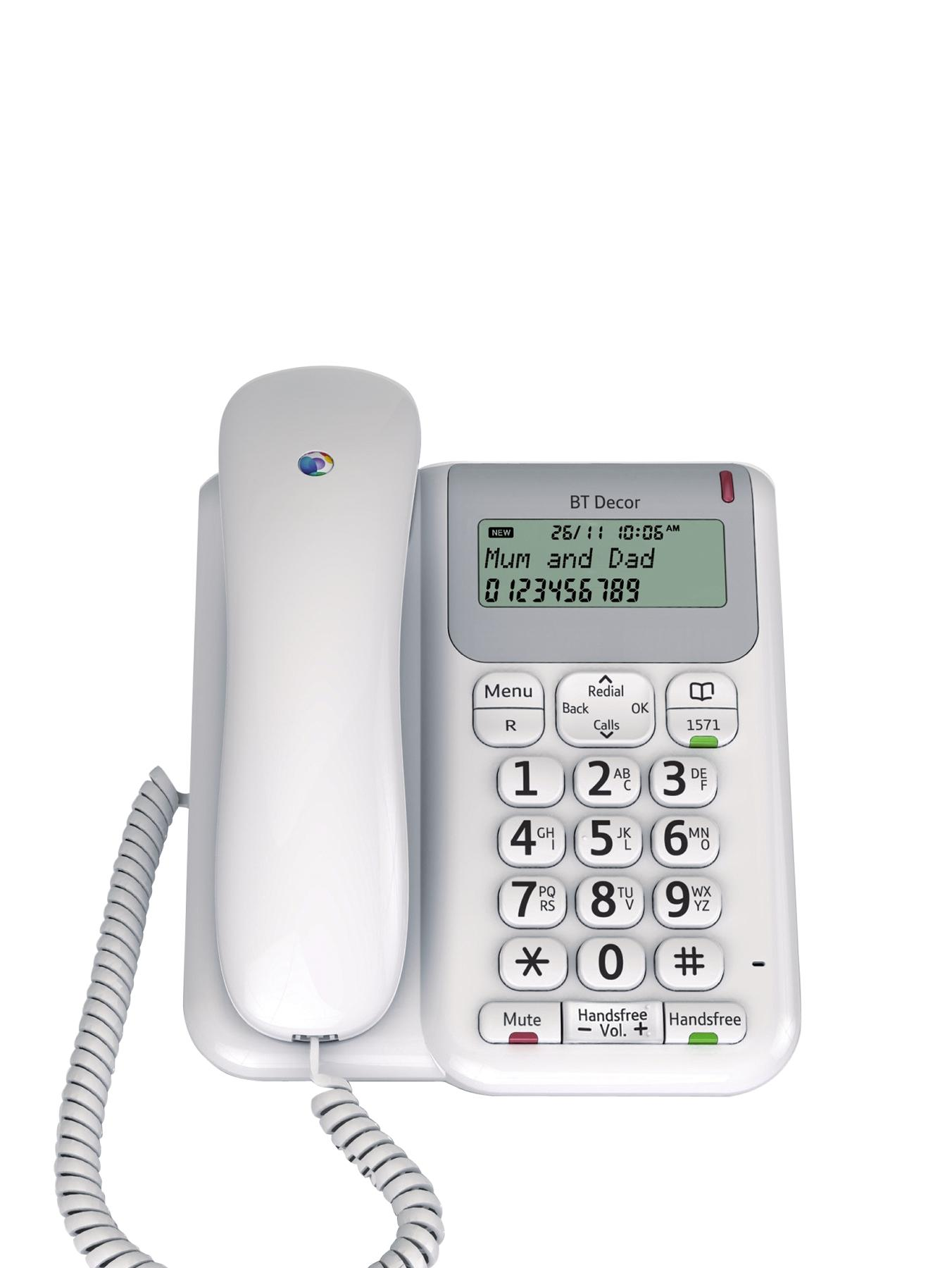 BT Decor 2200 Phone