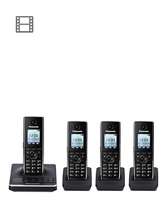 panasonic-kx-tg8564eb-phone-with-40-minute-answer-machine-quad