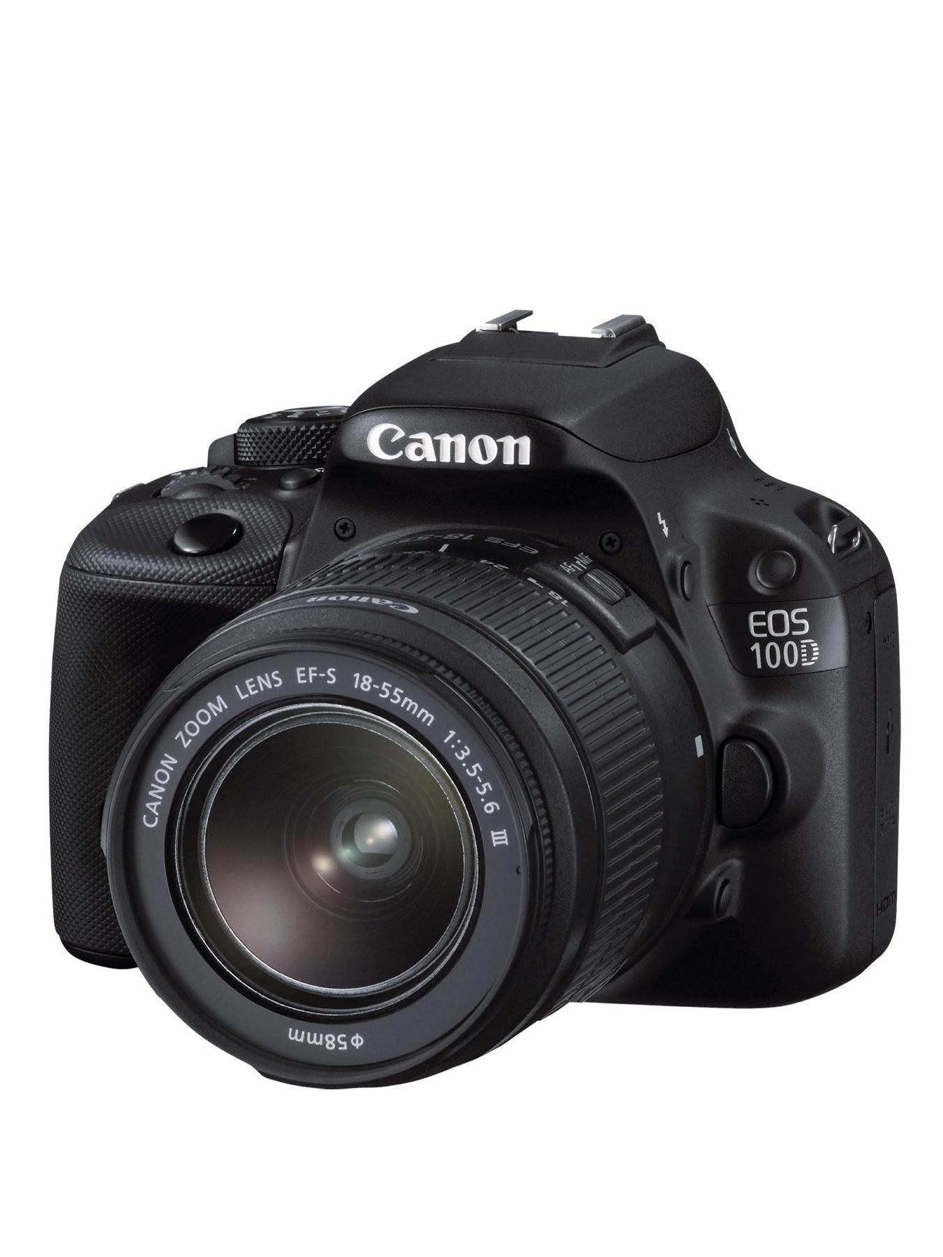 how to make video with camera canon 100d