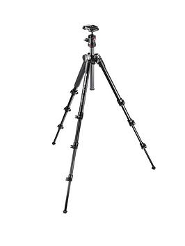 Manfrotto Befree Compact Lightweight Tripod Kit For Travel Photography Mkbfra4-Bh