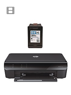 hp-envy-4500-eaio-printer-plus-additional-hp-301-black-ink-cartridge