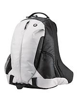 Select 75 White Backpack 16in
