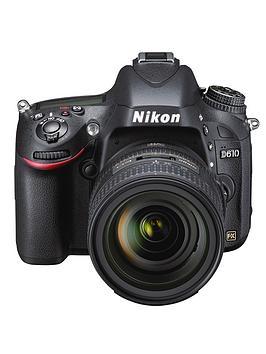 Nikon D610 24.3 Megapixel Digital SLR Camera with 24-85mm Lens