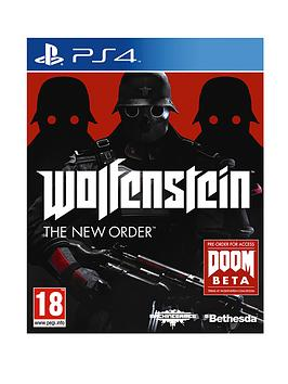 playstation-4-wolfenstein