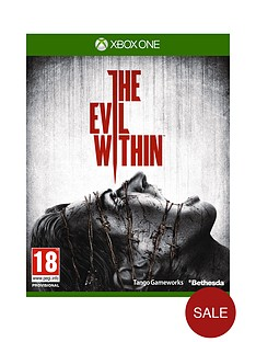 xbox-one-the-evil-within