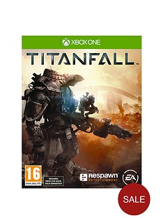 xbox-one-titanfall-with-optional-3-or-12-months-xbox-live-and-pound50-cash-card