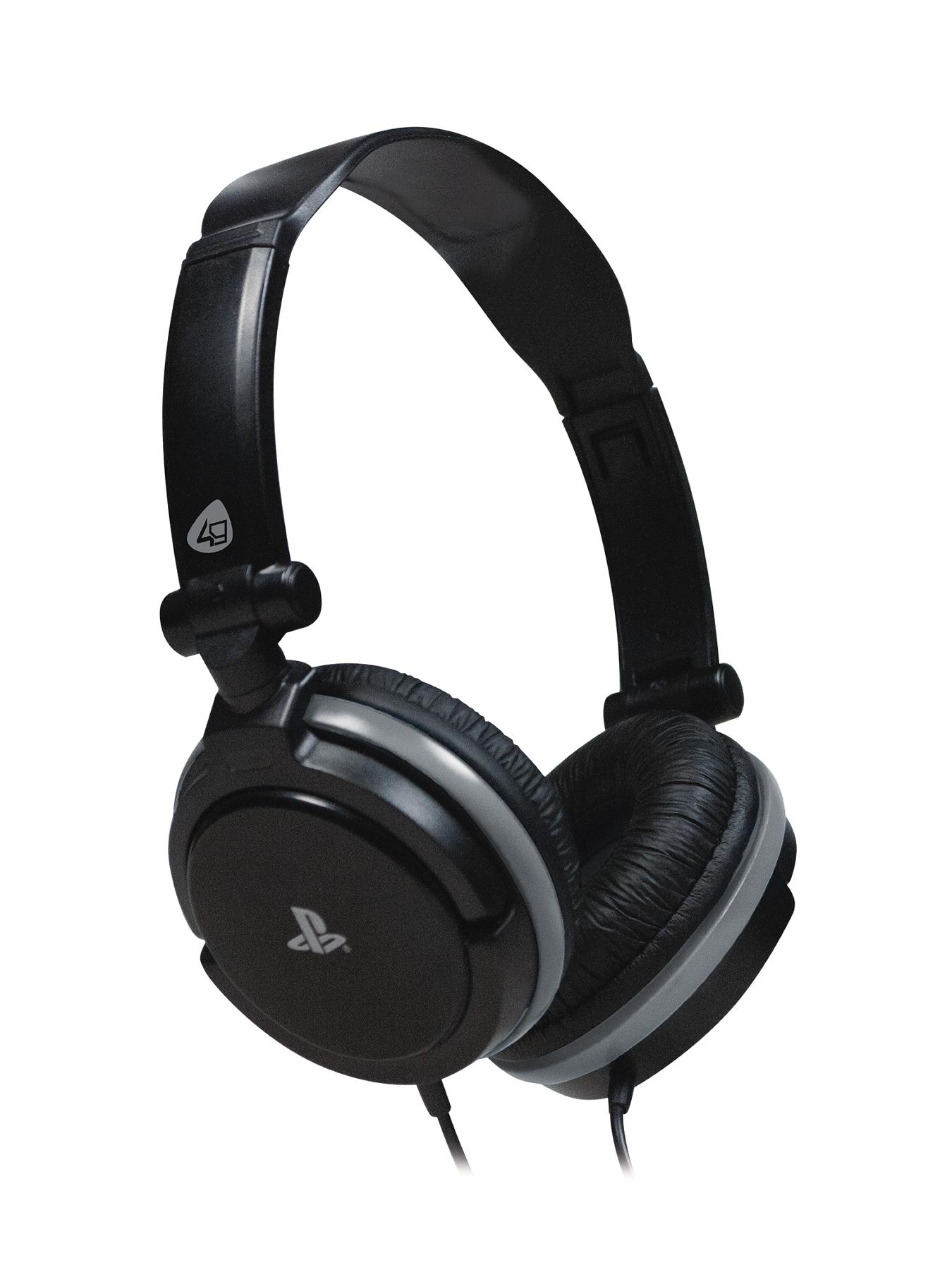 4Gamers Officially Licensed Stereo Gaming Headset for PS4 & PS Vita