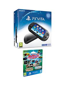 ps-vita-slim-console-with-free-8gb-sports-and-racing-mega-pack-and-optional-deluxe-travel-case