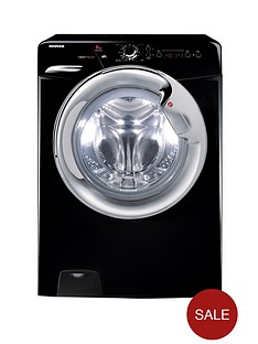 hoover-vtc814d22b-1400-spin-8kg-load-washing-machine-black-next-day-delivery