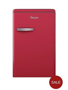 swan-sr11030rn-55cm-retro-larder-fridge-red