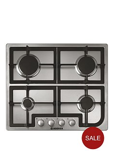 hoover-hgh64scx-60cm-gas-hob
