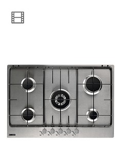 zanussi-zgg75524sa-built-in-gas-hob