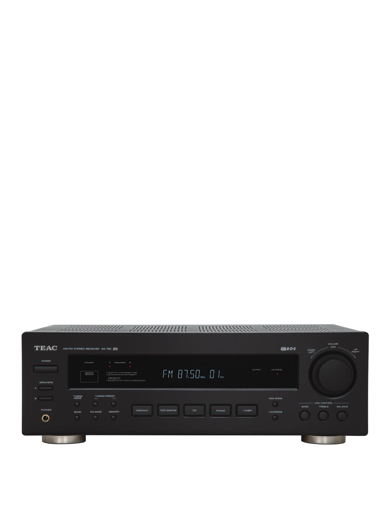 Teac AG-790E FM/AM Receiver