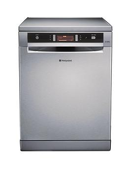 hotpoint-fdud43133x-ultima-14-place-dishwasher-stainless-steel