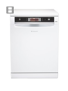 hotpoint-fdud44110p-ultima-dishwasher-polar