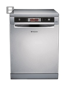 hotpoint-fdud44110x-ultima-14-place-dishwasher-stainless-steel