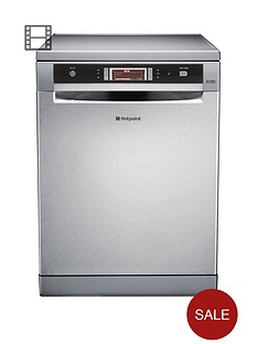 hotpoint-fdud44110x-ultima-dishwasher-stainless-steel