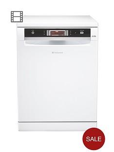 hotpoint-fdud51110p-ultima-dishwasher-polar