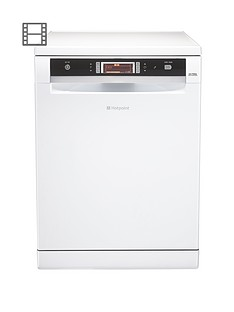 hotpoint-fdud51110p-ultima-dishwasher-polar