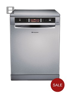 hotpoint-fdud51110x-ultima-dishwasher-stainless-steel
