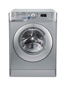indesit-xwa81482xs-1400-spin-8kg-load-washing-machine-silver