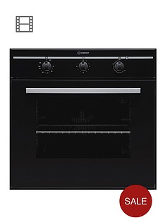 indesit-fim31kabk-integrated-single-fan-oven-black