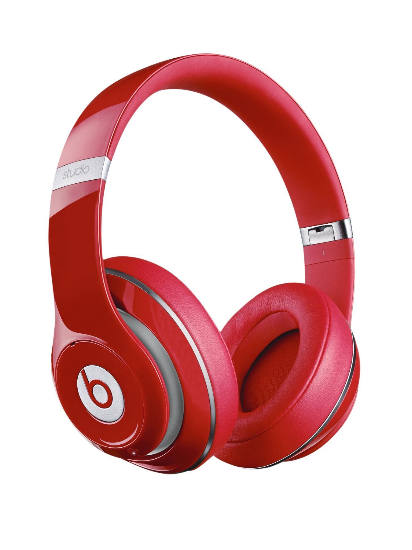 Beats by Dr Dre Studio 2.0 Headphones - Red