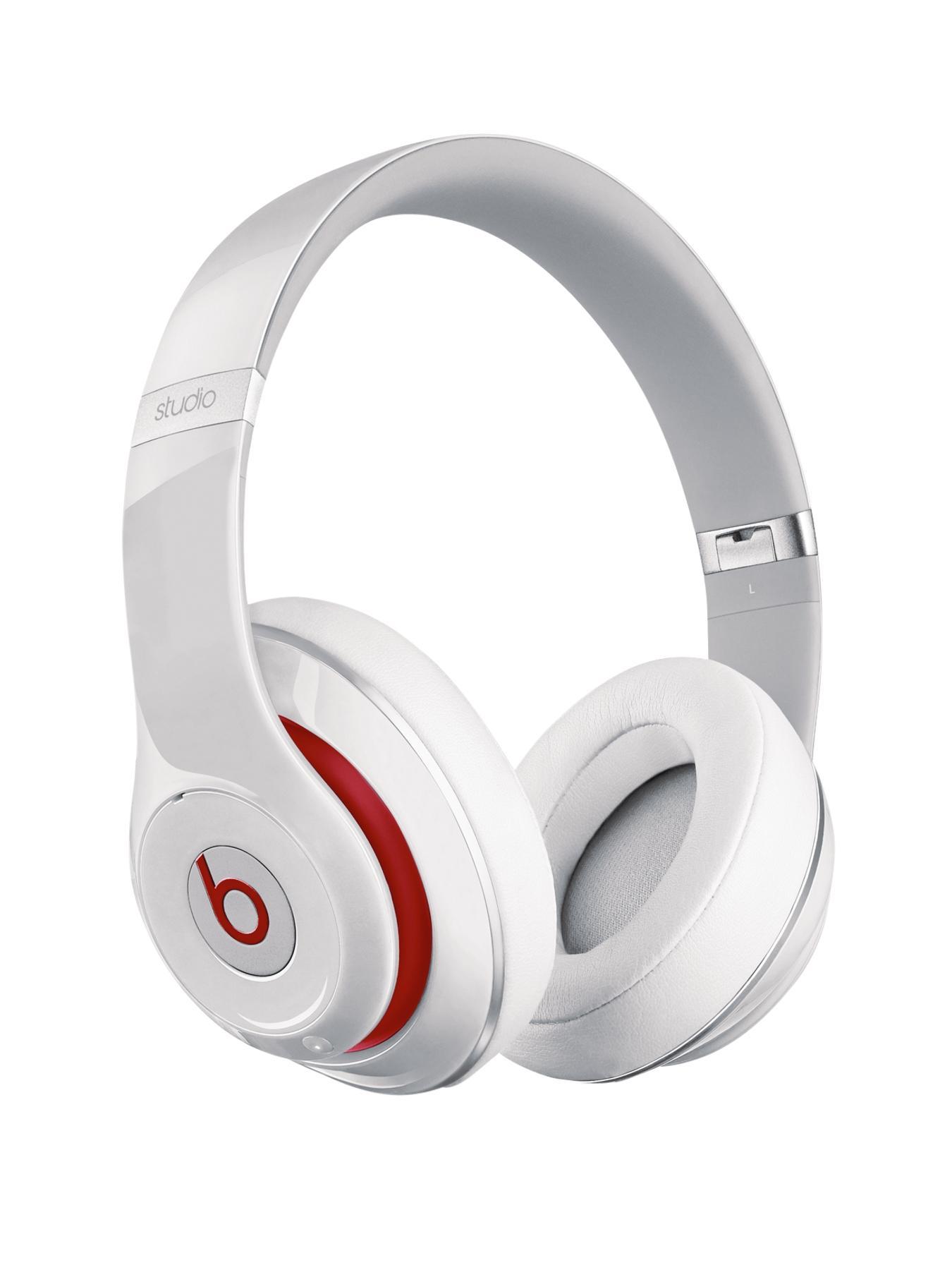 Beats by Dr Dre Studio 2.0 Headphones - White