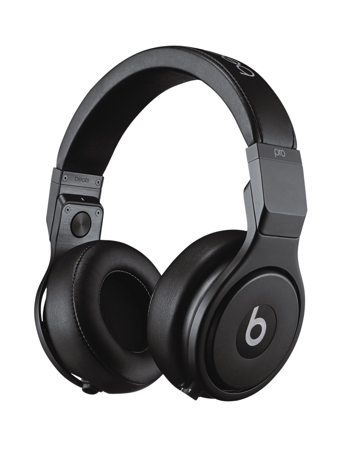 Beats by Dr Dre Pro Infinite Headphones - Black