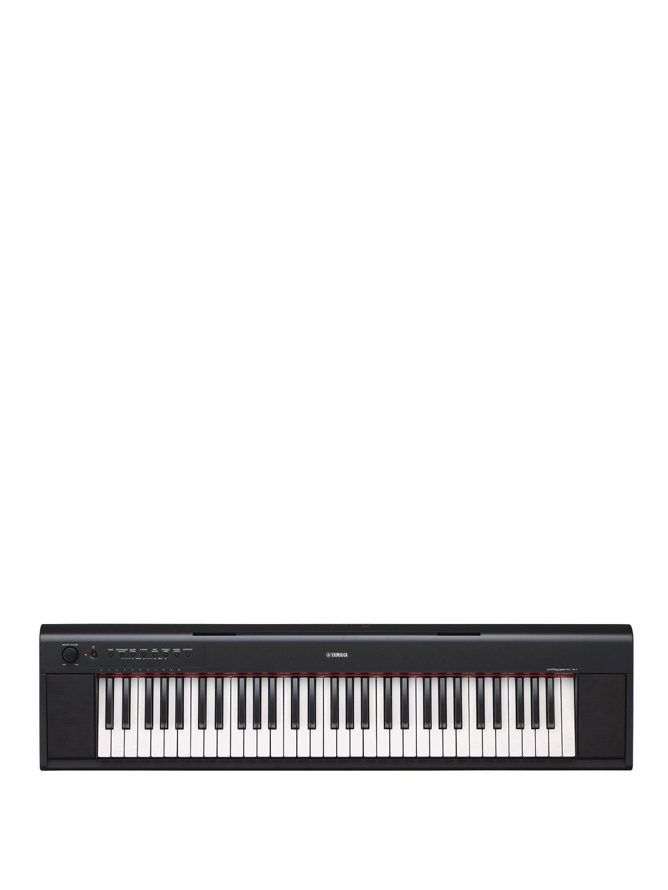 Yamaha Piaggero NP11 61-Key Keyboard Musical Instrument