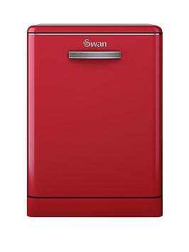 swan-sdw7040rn-12-place-retro-dishwasher-red