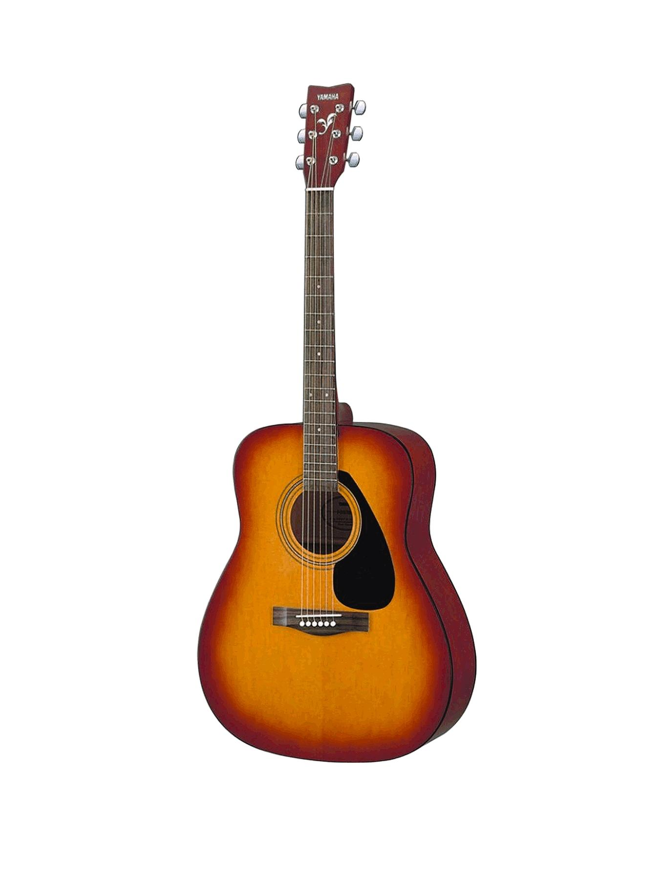 Yamaha Acoustic F310 Guitar Musical Instrument - Tobacco Brown Sunburst