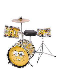 spongebob-squarepants-junior-drum-kit-3-piece-musical-instrument