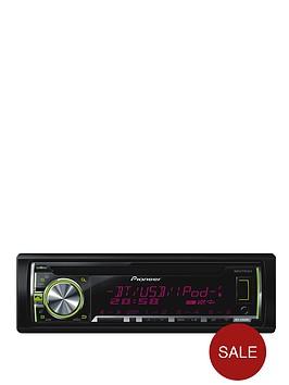pioneer-deh-x5600bt-cd-tuner-usb-ipodiphone-control-bluetooth-mixtrax-rgb-display
