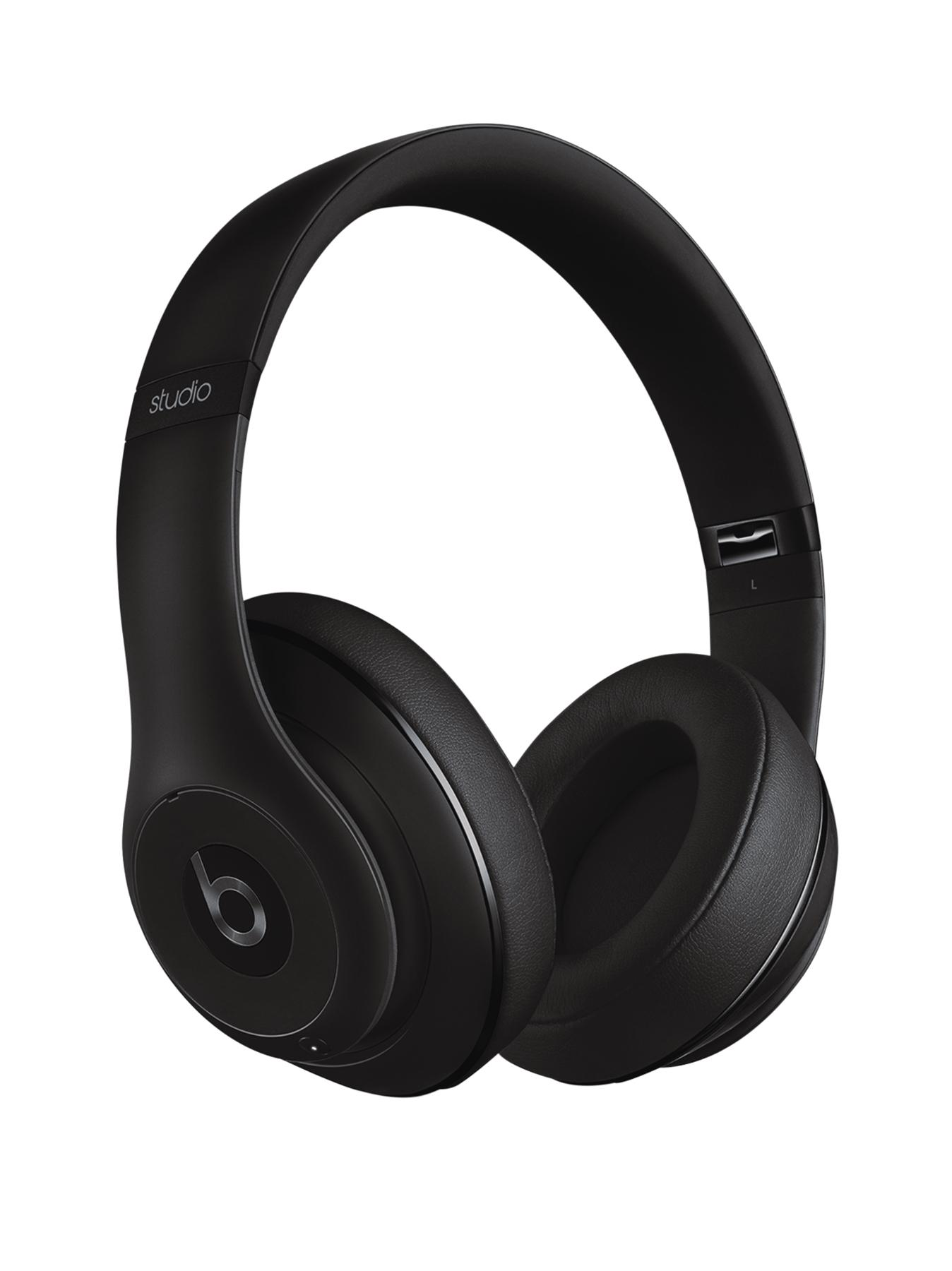Beats by Dr Dre Studio Wireless Headphones - Matte Black