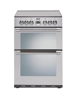 stoves-sterling-mini-range-600ei-60cm-electric-ceramic-fanned-double-oven-stainless-steel