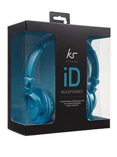 kitsound-id-on-ear-headhones-with-microphone-blue