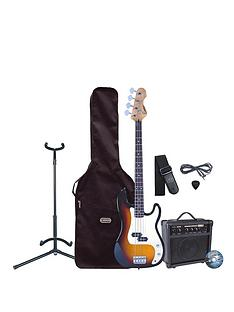 encore-electric-bass-guitar-set-up-with-amp-sunburst