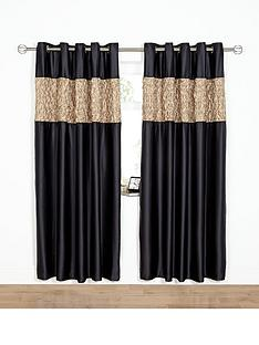 laurence-llewelyn-bowen-imperial-delight-eyelet-curtains