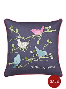 julie-dodsworth-time-to-nest-square-cushion