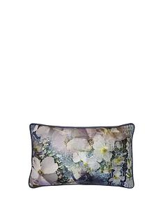 ted-baker-tile-floral-feather-filled-cushion
