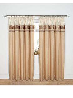 velvet-panel-curtains-gold