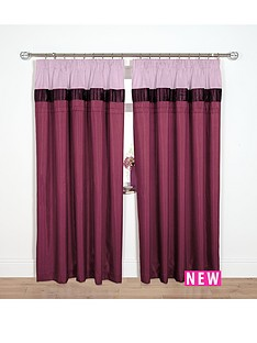 velvet-panel-curtains-purple