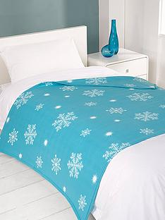 fleece-blanket-snowflake-bright-blue