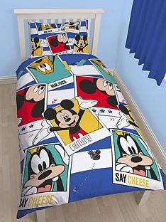 mickey-mouse-polaroid-rotary-single-duvet-set