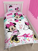 Disney Handmade Rotary Print Single Duvet Cover Set